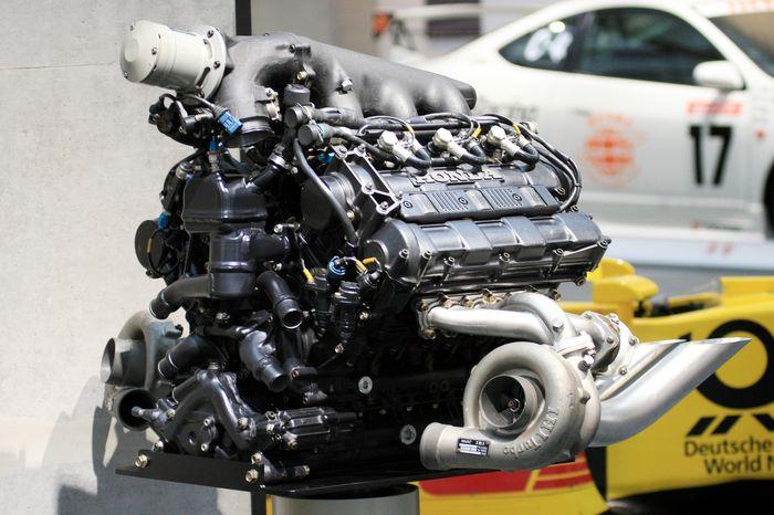 first motor
