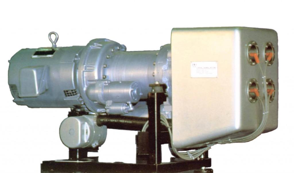 Стирлинг-генератор